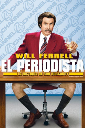Anchorman: The Legend of Ron Burgundy 1400x2100