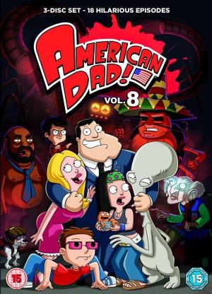 American Dad! 1081x1500