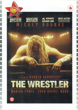 The Wrestler 1700x2400