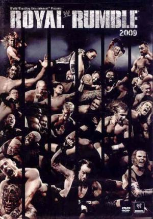 WWE Royal Rumble 350x500