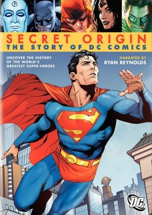 Secret Origin: The Story of DC Comics 1526x2160