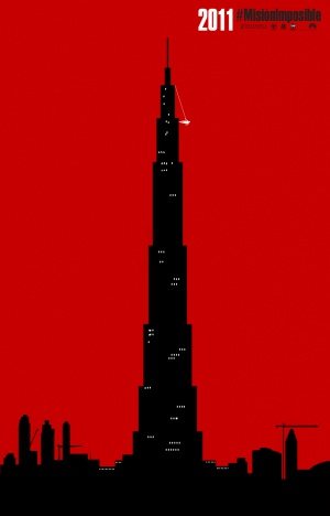 Mission: Impossible - Ghost Protocol 961x1500