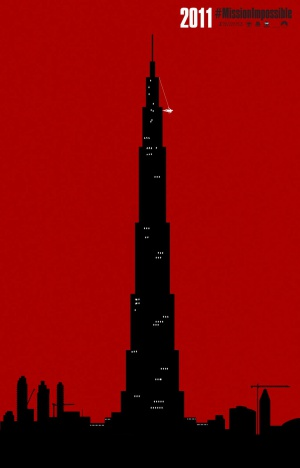 Mission: Impossible - Ghost Protocol 1024x1599