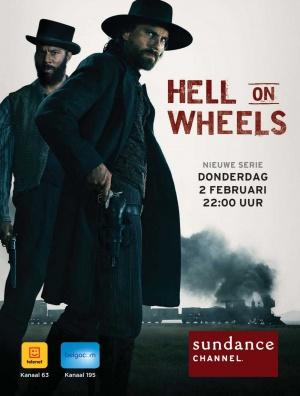 Hell on Wheels 1400x1850