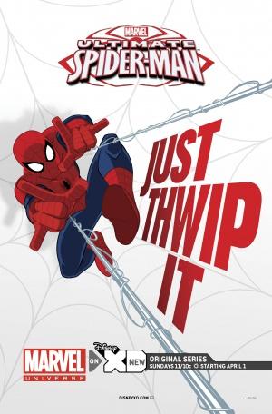 Der ultimative Spider-Man 1944x2952