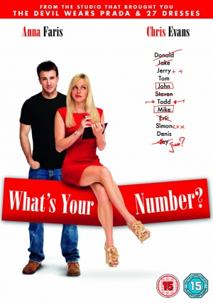 What's Your Number? 1057x1500