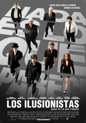 Now You See Me 1654x2372