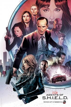 Agents of S.H.I.E.L.D. 1248x1880