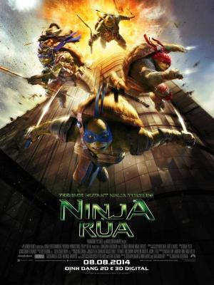 Teenage Mutant Ninja Turtles 886x1181