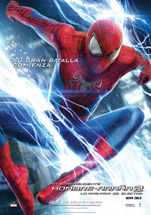 The Amazing Spider-Man 2 1654x2362