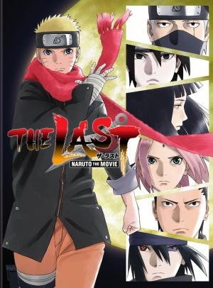 The Last: Naruto the Movie 1566x2117