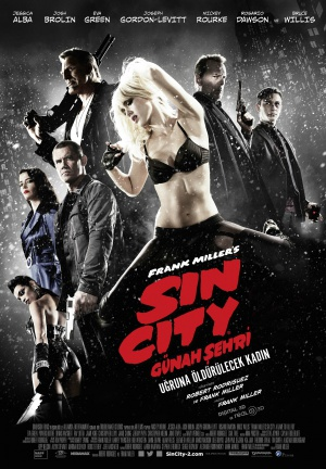 Sin City: A Dame to Kill For 2480x3575