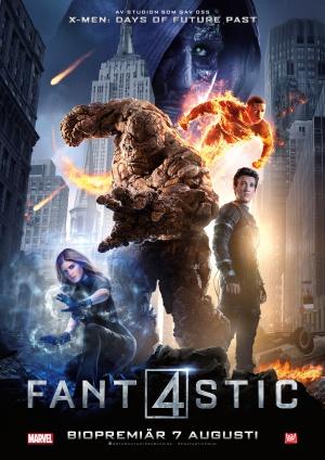 Fantastic Four 2480x3508