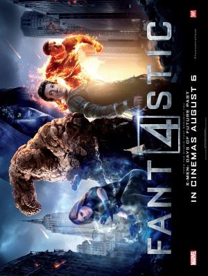 Fantastic Four 3765x5000