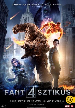 Fantastic Four 1000x1443