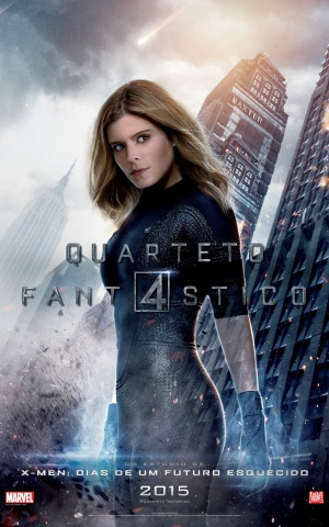 Fantastic Four 1280x2048