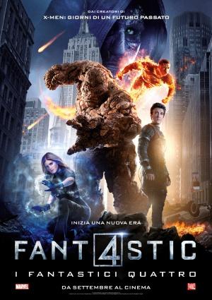 Fantastic Four 1022x1447
