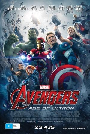 Avengers: Age of Ultron 2022x3000