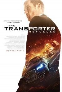 Transporter 4 poster