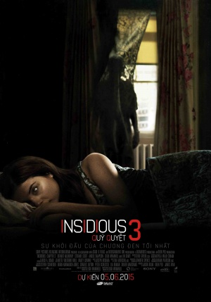 Insidious: Chapter 3 2480x3543
