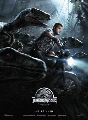 Jurassic World 3425x4665