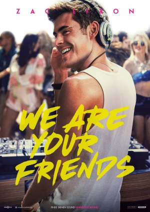 We Are Your Friends 3508x4961