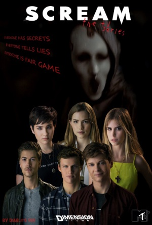 Scream: The TV Series 500x741