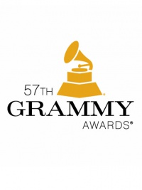 The 57th Annual Grammy Awards poster