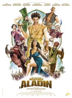 Les nouvelles aventures d'Aladin 3681x5000