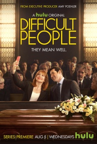 Difficult People poster