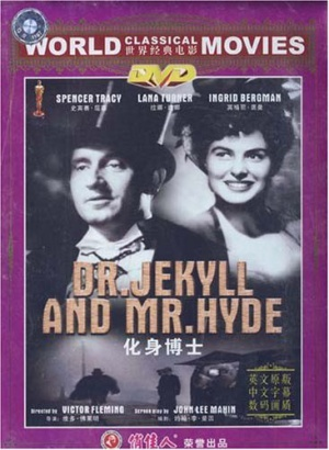 Dr. Jekyll and Mr. Hyde 366x500