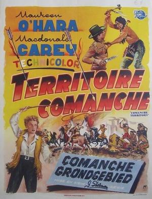 Comanche Territory 500x653