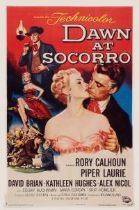 Dawn at Socorro poster
