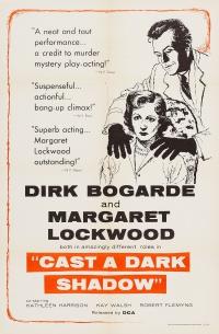Cast a Dark Shadow poster