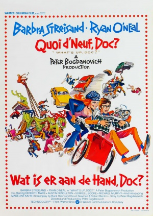 What's Up, Doc? 1985x2800