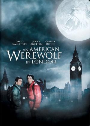 Un hombre lobo americano en Londres 1503x2110