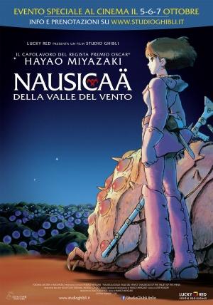 Nausicaä - Aus dem Tal der Winde 1654x2362