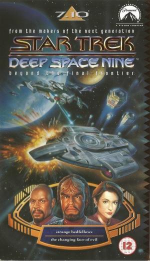 Star Trek: Deep Space Nine 895x1557