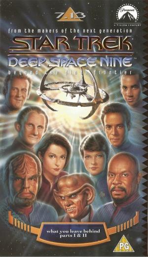 Star Trek: Deep Space Nine 891x1549