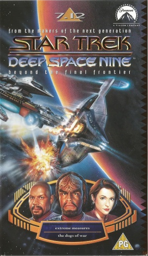 Star Trek: Deep Space Nine 901x1559