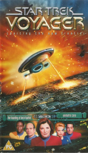 Star Trek: Voyager 901x1559