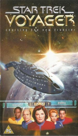 Star Trek: Voyager 899x1559