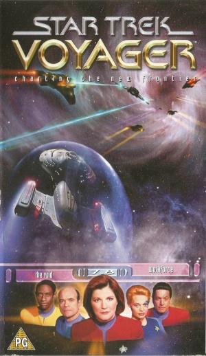 Star Trek: Voyager 903x1559