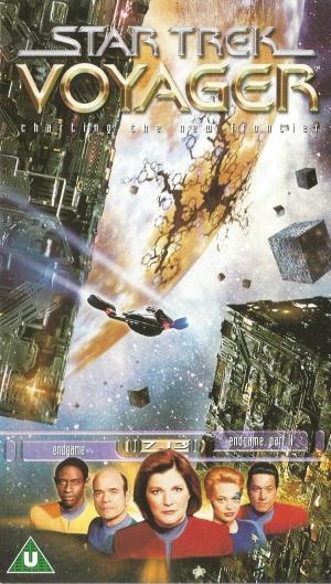 Star Trek: Voyager 883x1557