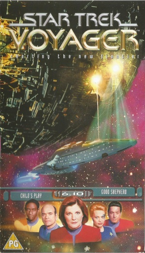 Star Trek: Voyager 895x1559