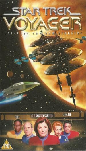 Star Trek: Voyager 887x1543