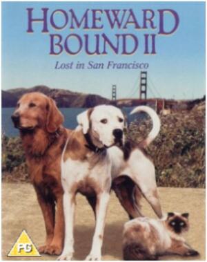 Homeward Bound II: Lost in San Francisco 506x640