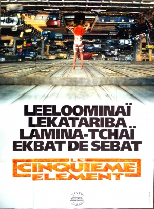 The Fifth Element 1352x1836