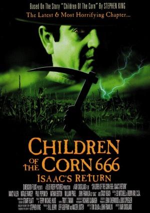 Children of the Corn 666: Isaac's Return 800x1133