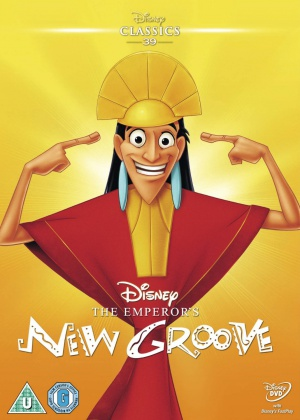 The Emperor's New Groove 1071x1500